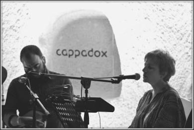 So Duo with Orçun Baştürk Photo: Cemalettin İrken