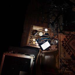 """""""meet konjo, our new improvisation project from istanbul / sumru, şevket akıncı ve orçun baştürk'ten yeni bir doğaçlama projesi: konjo"""""""