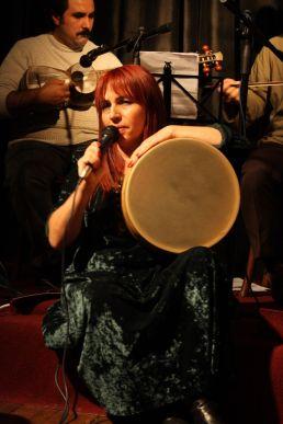 Yinon Muallem Ensemble. foto: Dost Kip